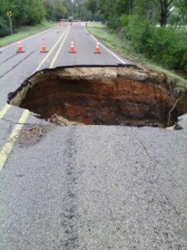 washington-county-2013-1 - Bohol, Cebu residents warned vs giant sinkholes - Philippine Business News